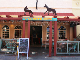 Coyote Joes. Serving up Mexican favorites with a charm