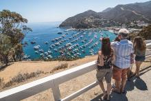 Join Dad on an adventurous trip to Catalina Island this Father's Day